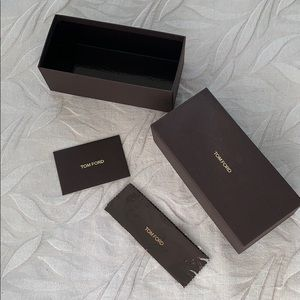 Tom Ford Empty Box